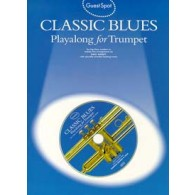 GUEST SPOT CLASSIC BLUES PLAYALONG TRUMPET