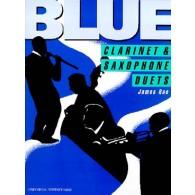 RAE J. BLUE DUETS CLARINETTE SAXOPHONE