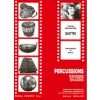 DESPORTES Y. QUATTRO PERCUSSION