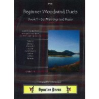 BEGINNER WOODWIND DUETS: SCOTTISH JIGS AND REELS VOL 1 SAXOS OU FLUTES ...