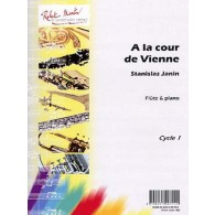 JANIN S. A LA COUR DE VIENNE FLUTE
