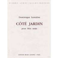 LEMAITRE D. COTE JARDIN FLUTE