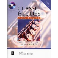 CLASSIC ETUDES FOR FLUTE