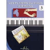 PLAISIRS DU PIANO A 4 MAINS VOL 3