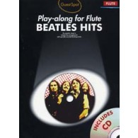 GUEST SPOT BEATLES (THE) PLAY-ALONG FOR FLUTE