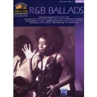 PIANO PLAY-ALONG VOL 20 R & B BALLADS PIANO