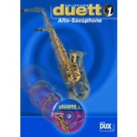 DUETT COLLECTION 1 SAXOPHONE ALTO