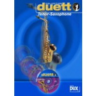 DUETT COLLECTION 1 SAXOPHONE TENOR