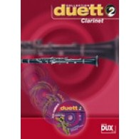 DUETT COLLECTION 2 CLARINETTE
