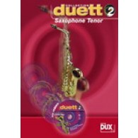 DUETT COLLECTION 2 SAXOPHONE TENOR