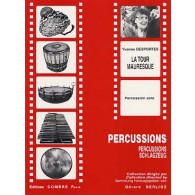 DESPORTES Y. LA TOUR MAURESQUE PERCUSSION