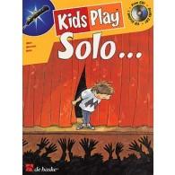 KIDS PLAY SOLO HAUTBOIS