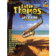 LATIN THEMES FOR SAXO ALTO
