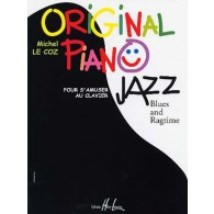 LE COZ M. ORIGINAL PIANO JAZZ