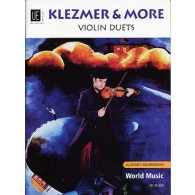 KLEZMER & MORE VIOLIN DUETS