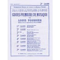 FOURNIER L. COURS PRIMAIRE DE MUSIQUE VOL 2