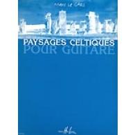 LE GARS M. PAYSAGES CELTIQUES GUITARE