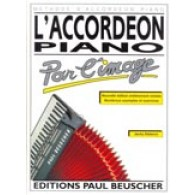 DELANCE J. L'ACCORDEON PIANO PAR L'IMAGE