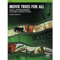 MOVIE TRIOS FOR ALL VIOLONS