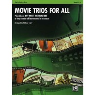 MOVIE TRIOS FOR ALL VIOLONCELLES OU CONTREBASSES