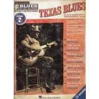 BLUES PLAY-ALONG VOL 02 TEXAS BLUES BB, EB, BASS CLEF, C INSTRUMENTS