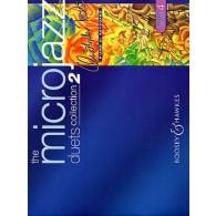 NORTON C. MICROJAZZ DUETS COLLECTION 2 PIANO 4 MAINS
