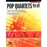 STORY M. POP QUARTETS FOR ALL CORS