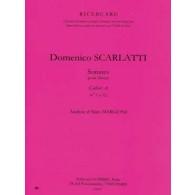MARGONI A. ANALYSE DES SONATES DE SCARLATTI CAHIER A