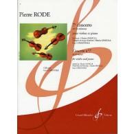 RODE P. 7ME CONCERTO VIOLON