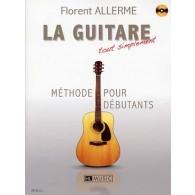 ALLERME F. LA GUITARE TOUT SIMPLEMENT