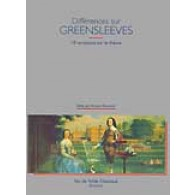DUMOND A. DIFFERENCE SUR GREENSLEEVES GUITARE