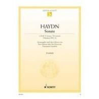 HAYDN J. SONATE HOB XVI:34 PIANO