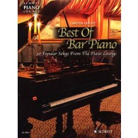 BEST OF PIANO BAR (THE)
