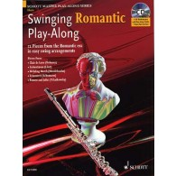 SWINGING ROMANTIC PLAY-ALONG FLUTE