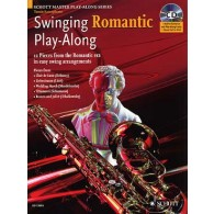 SWINGING ROMANTIC PLAY-ALONG SAXO TENOR