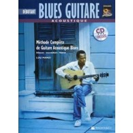 BLUES GUITARE ACOUSTIQUE DEBUTANT