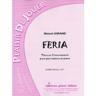 JORAND M. FERIA PERCUSSIONS