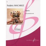 MACAREZ F. BAMBO PERCUSSION