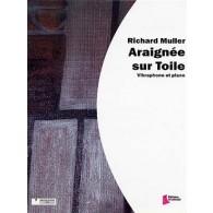 MULLER R. ARAIGNEE SUR TOILE VIBRAPHONE