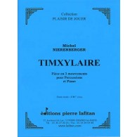 NIERENBERGER M. TIMXYLAIRE PERCUSSIONS