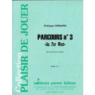 OPRANDI P. PARCOURS N°3 PERCUSSIONS