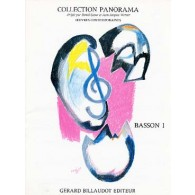 PANORAMA BASSON VOL 1