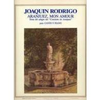 RODRIGO J. ARANJUEZ, MON AMOUR CHANT