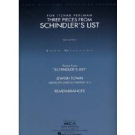 WILLIAMS J. SCHINDLER'S LIST VIOLON