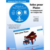 SOLOS FOR PIANO VOL 1