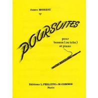 MOREAU J. POURSUITES BASSON