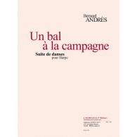 ANDRES B. UN BAL A LA CAMPAGNE HARPE