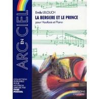 LELOUCH E. LA BERGERE ET LE PRINCE HAUTBOIS