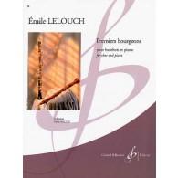LELOUCH E. PREMIERS BOURGEONS HAUTBOIS