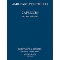 PONCHIELLI A. CAPRICCIO HAUTBOIS